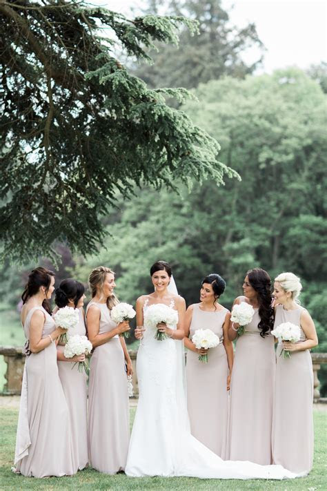 Alternative Wedding Group Shots With The List RMW Suppliers