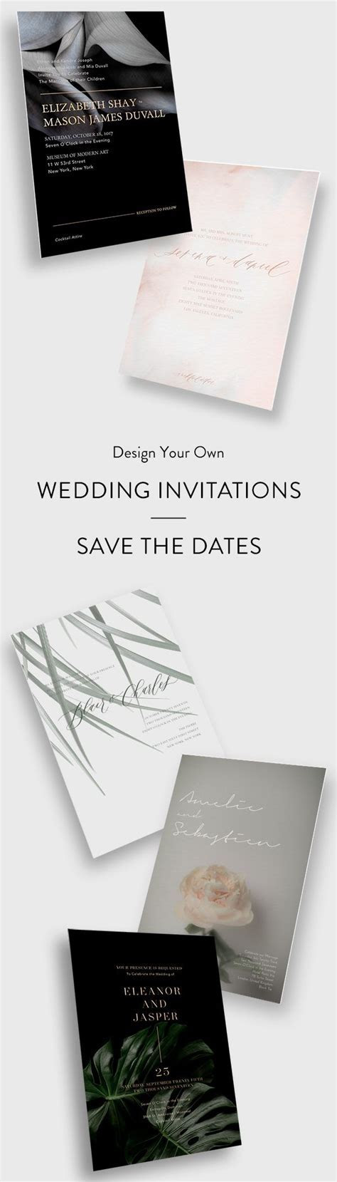 45 best Invitations   Save the Dates images on Pinterest