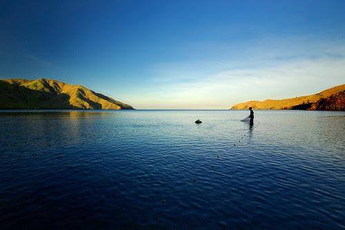 Nagsasa Cove:  Solitary