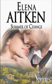 Summer of Change - Elena Aitken