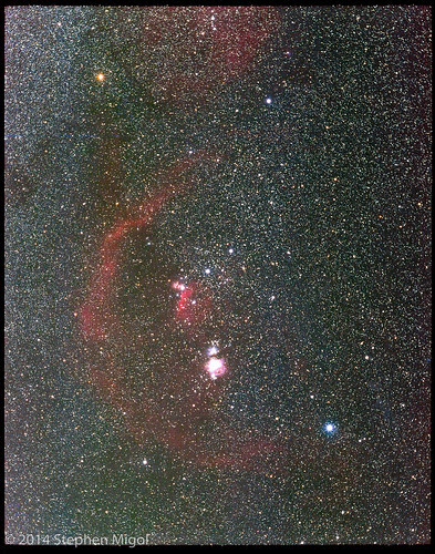 Orion at Calstar on E200 by S Migol