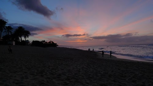Hawaii 2010/Sunset Beach
