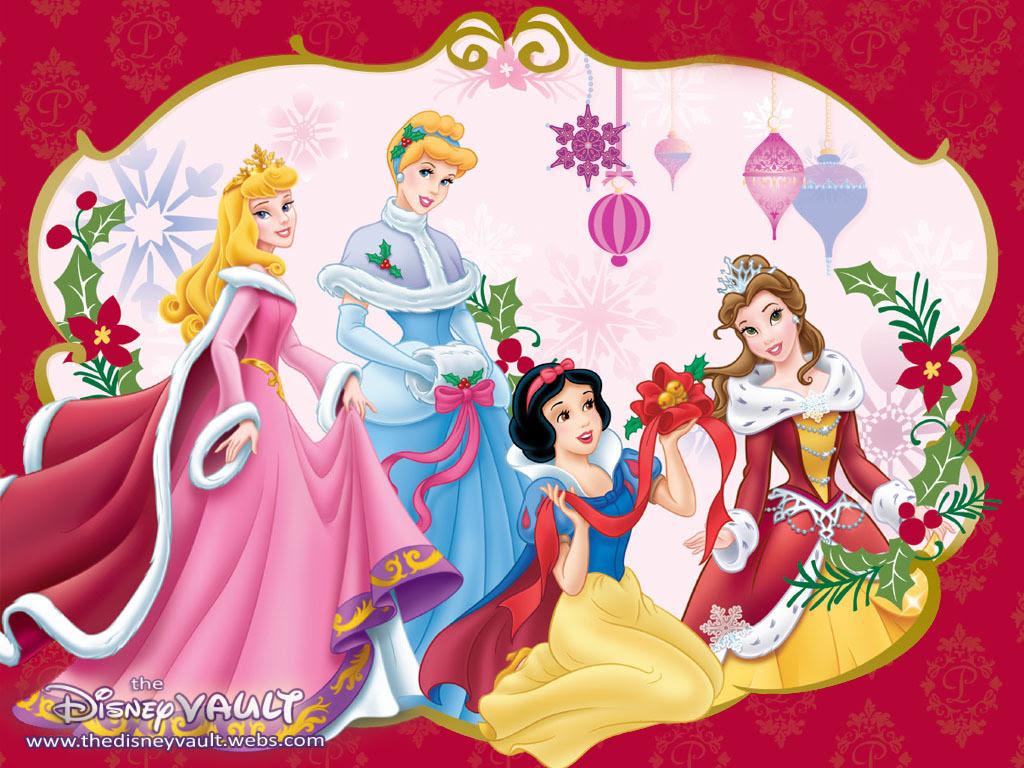 ディズニー Princess クリスマス 壁紙 ディズニープリンセス 壁紙