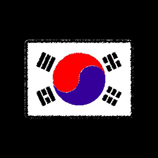 かわいい国旗の無料イラスト商用フリー オイデ43