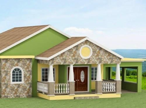 Rumah Idaman Sederhana Di Desa Keren Unik Desain Rumah Minimalis