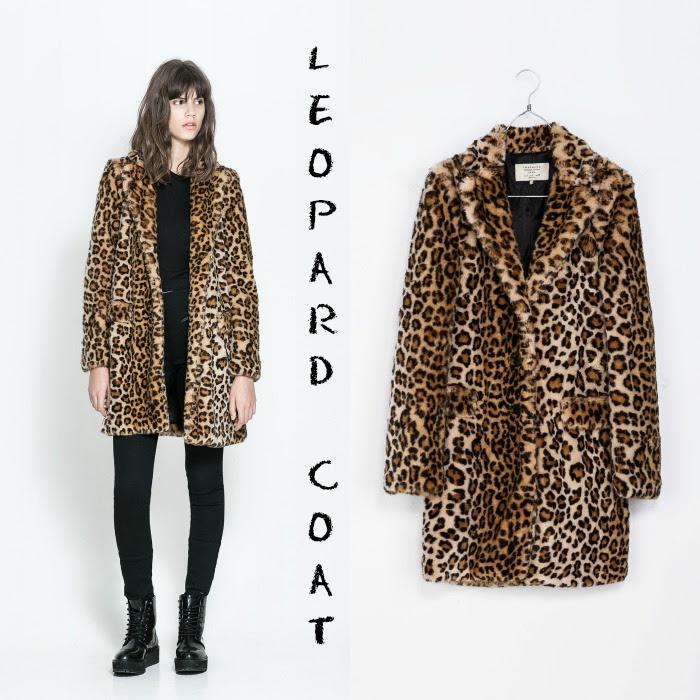 abrigo leopardo zara