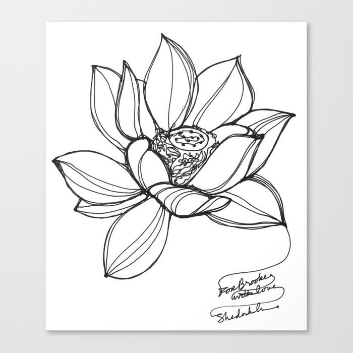 Flower Drawing Pencil Sketch Colorful Realistic Art Images Drawing Skill