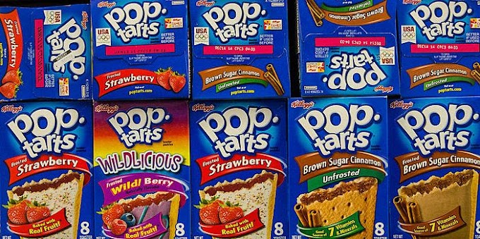We Tried Every Single Pop-Tart Flavor And These Were Hands-Down The Best
