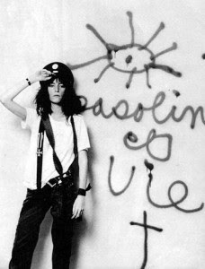 pasolini_pattismith