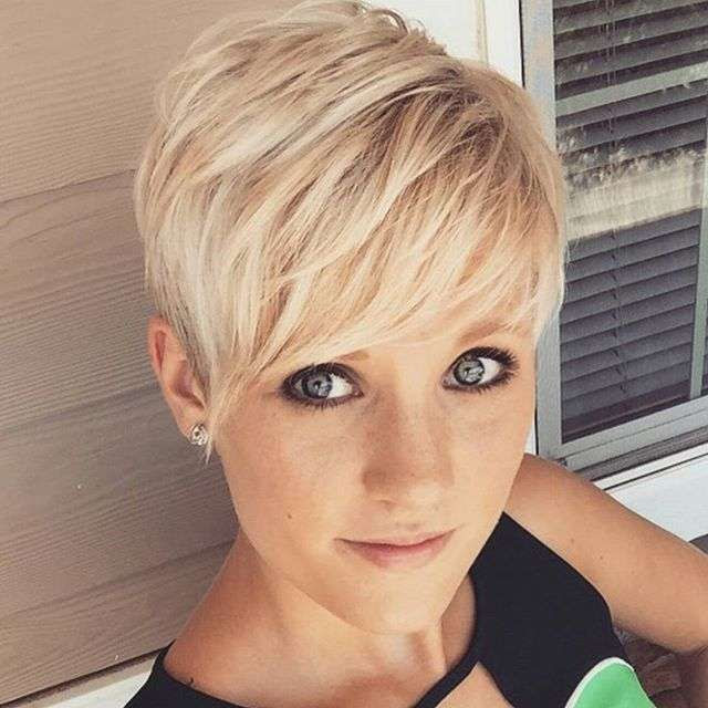 40 Chic Short Haircuts Popular Short Hairstyles For 2017 Pretty