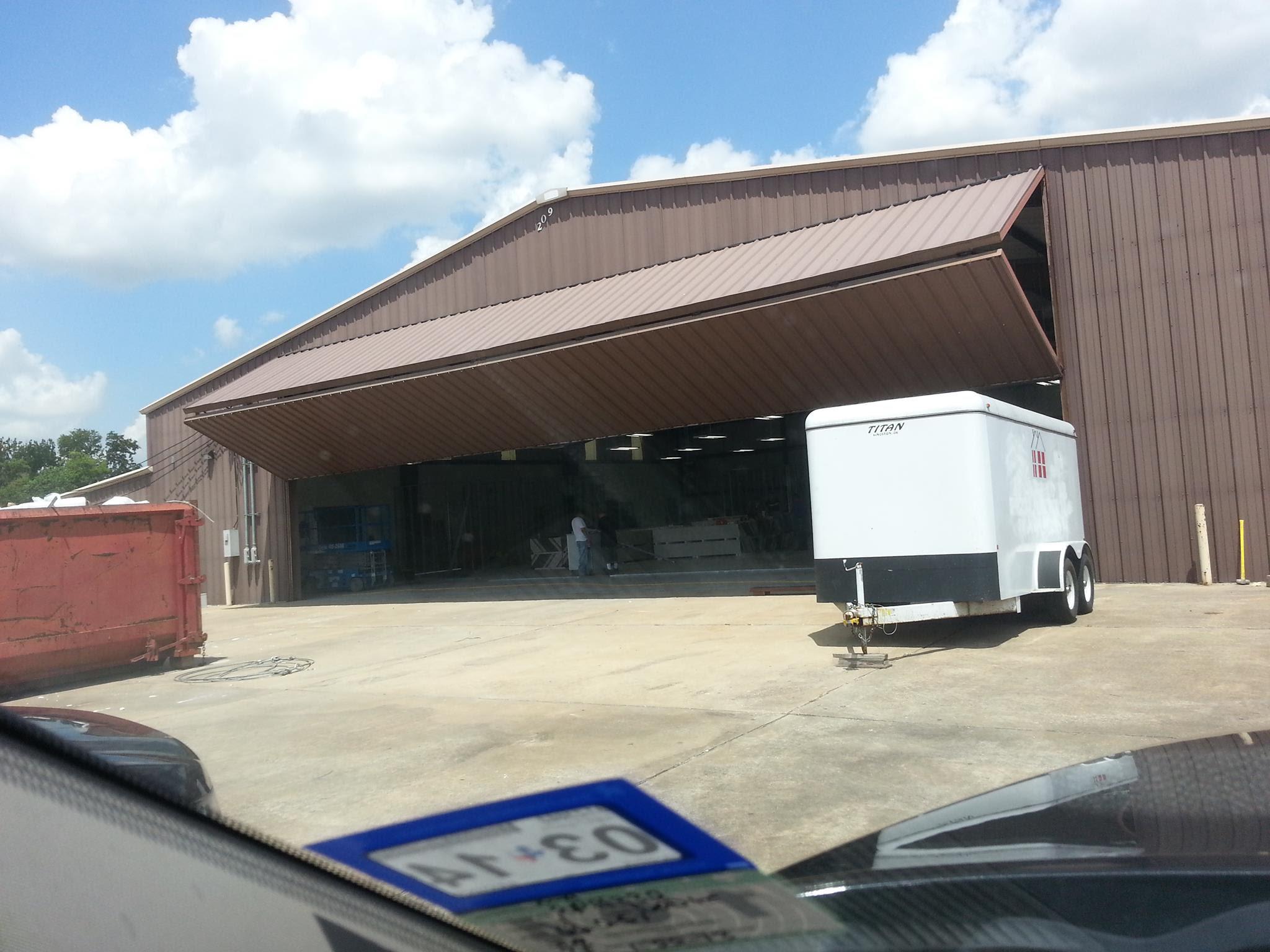 Commercial Garage Doors Garage Door Repair Houston Tx