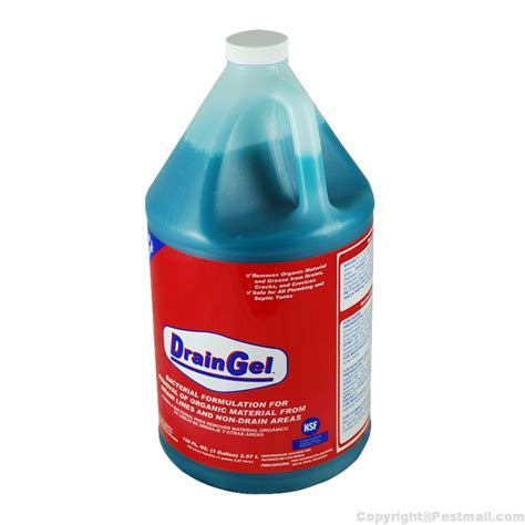 Buy Drain Gel   1 Gallon to Get Rid of Flies at $44.95   Pestmall