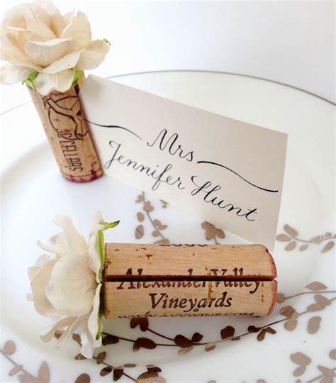 Wedding Place Card Holder   wedding   Wedding place cards