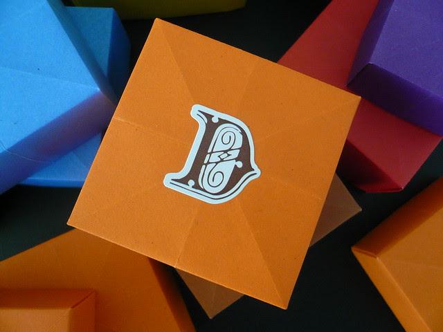 Masu Origami Box