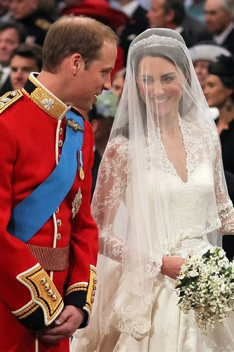 Things you never knew about William and Kate's wedding day