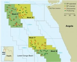 Sonangol and BP agree to advance upstream activities in Angola