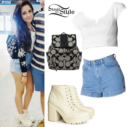 camila cabello clothes  outfits  page 6 of 14  steal