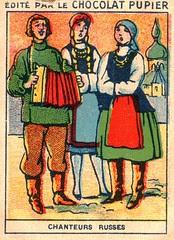 chanteurs russes