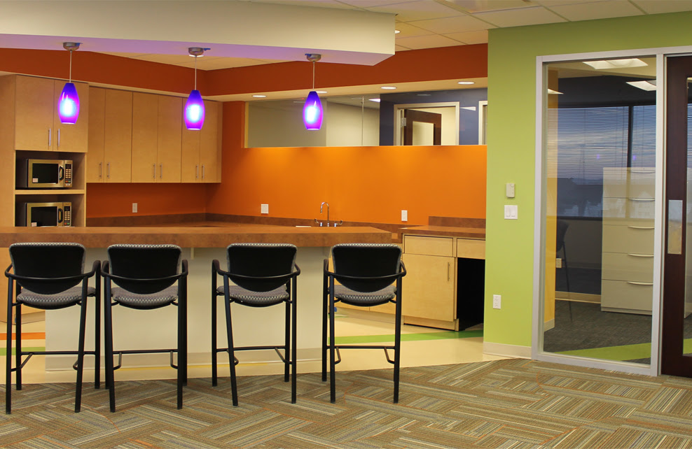 Anthem Health Plan Offices - TS3 Architects PC
