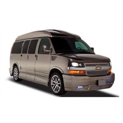 Chevy Wheelchair Vans By Rollx Blvd Com