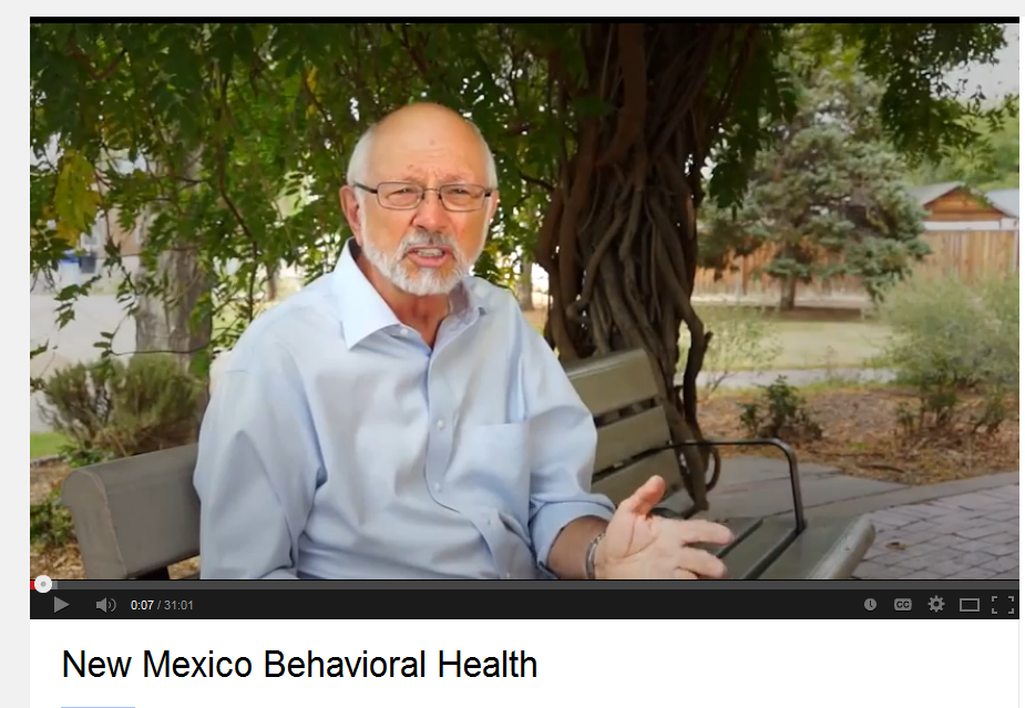 Documentary on New Mexico Behavioral Health: Breaking ...
