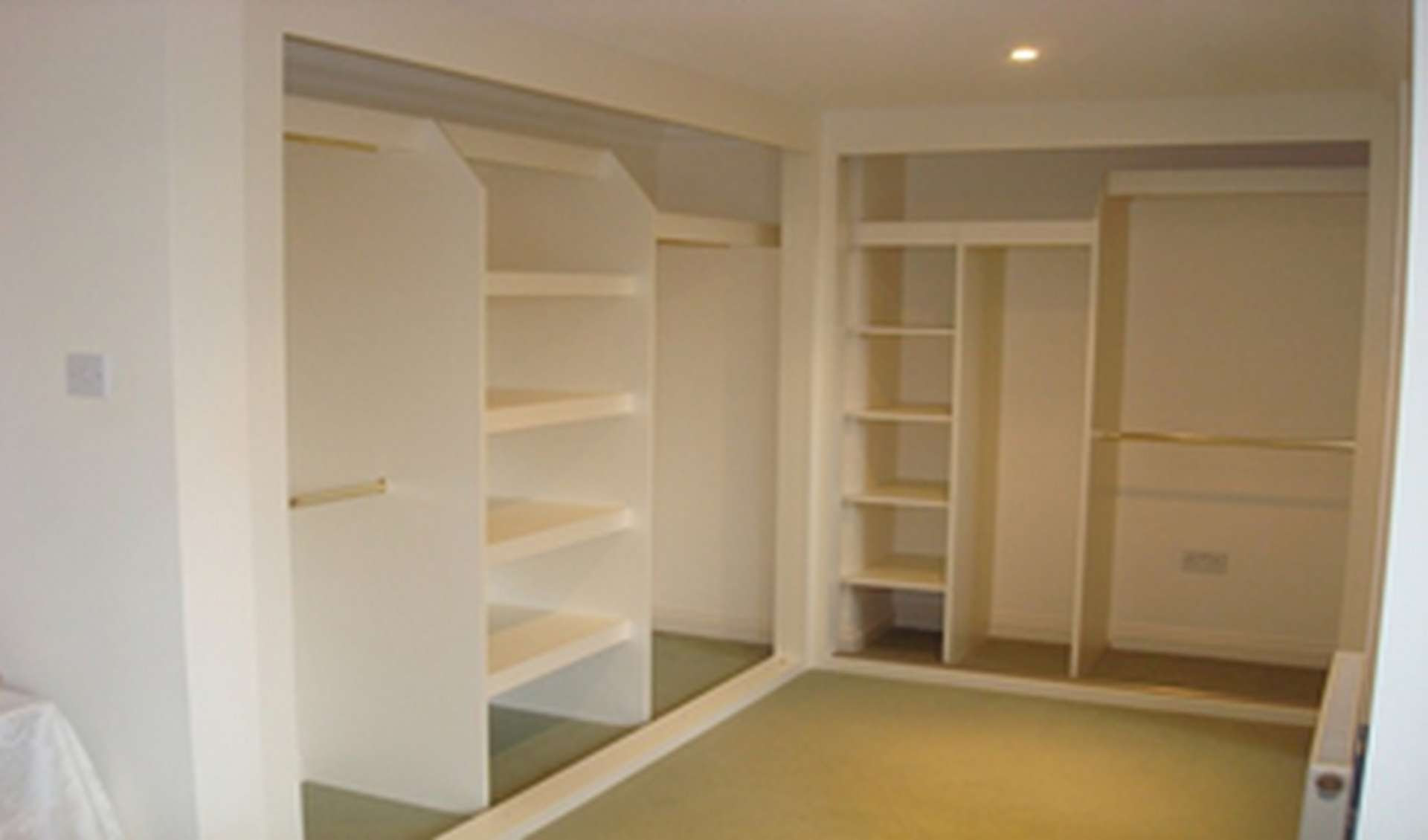 Fitted storage solutions | Fitted bedroom storage ideas ...