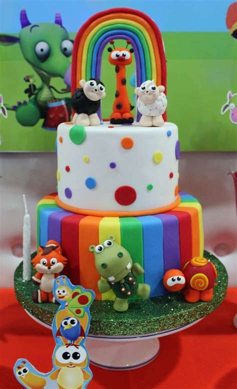 Baby TV Birthday Party Ideas   Photo 2 of 14   Catch My Party
