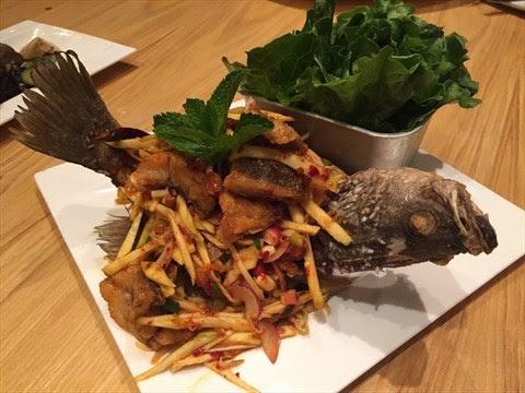 泰燒遙特色炸魚 - 尖沙咀的泰燒遙