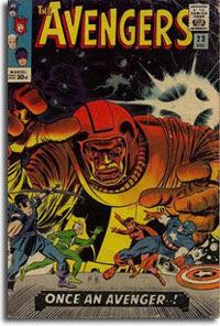 Avengers #296
