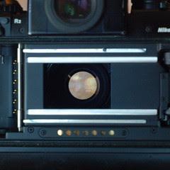24mm f/2.8 camera rear