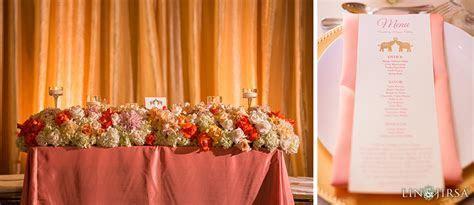 Omni La Costa Resort Wedding   Sruthi & Bharath