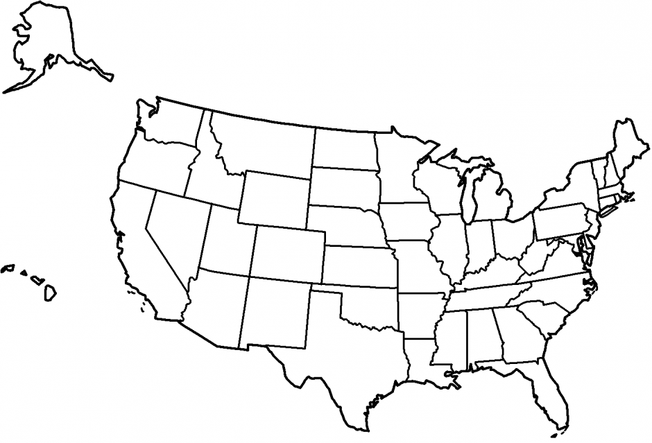 Image Result For United States Map Cartoon
