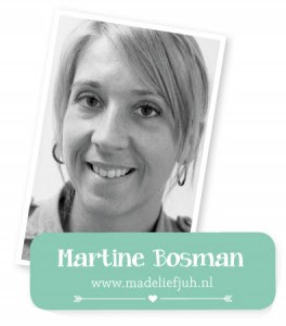 Martine Bosman Button