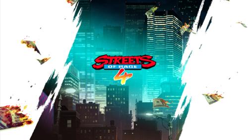 Wallpaper de Streets Of Rage 4 HD
