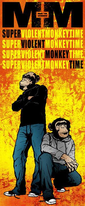 SUPER-VIOLENT-MONKEY-TIME-3