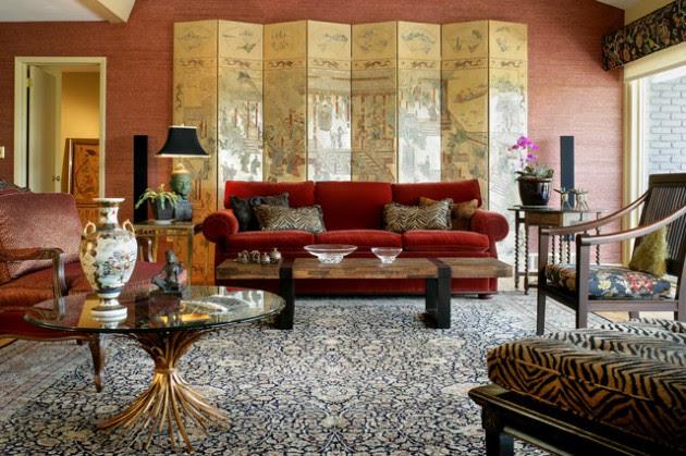 17 Divine Asian Inspired Living Room Designs That Exudes ...