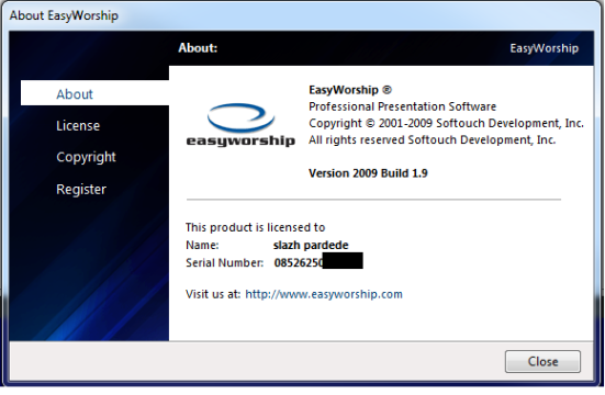 Easyworship crack key generator