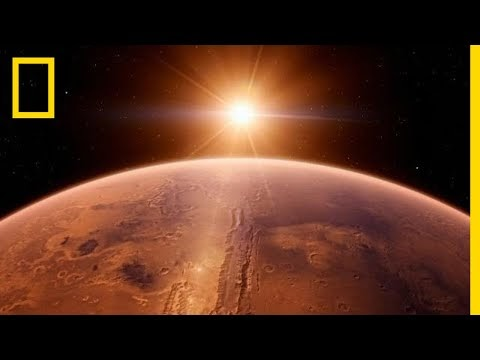 Mars 101 |  The Key For A Bright New Future For Humanity