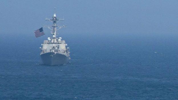 Tàu USS Lassen của Mỹ