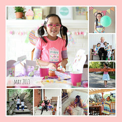 Lilah : May in pictures