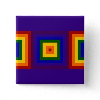 Rainbow Squares button