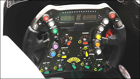 F1 The Striking Evolution Of The Cockpits Of Formula 1