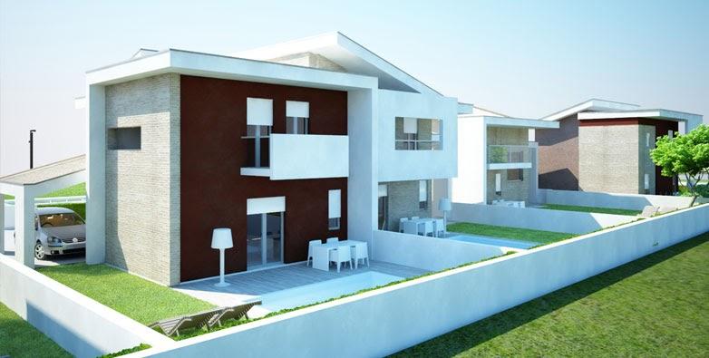 Mobili lavelli ville unifamiliari progetti for Ville architetti famosi