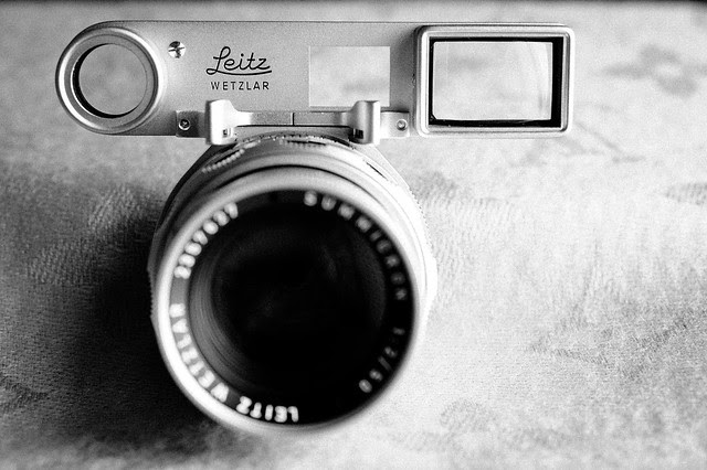 Leica Summicron-M 50mm F2 Dual Range