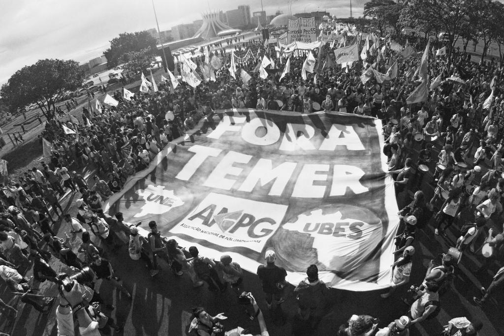 brasília violência policial
