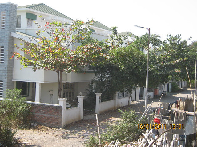 Mithila Residency Row Houses from Paradigm Emerald, Early Possession - Compact 2 BHK Flats, Ram Indu Park, Baner, Pune 411 045