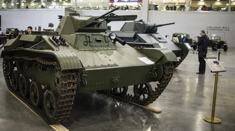 Tank seized from owner after running over two kids in St. Petersburg