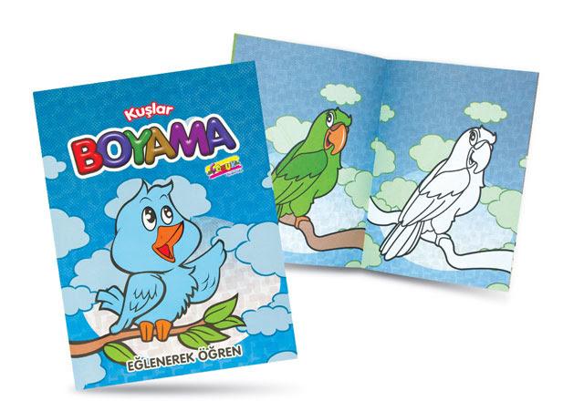 çocuklar Için Boyama Kitapları Editörün Seçtikleri Haberleri