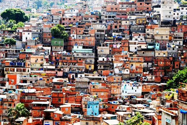 perierga.gr - Rochnha: Η πολυφωτογραφημένη φαβέλα της Βραζιλίας!