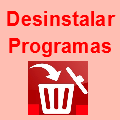desinstalar programa no PC